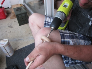 Making Ruth's Spindle 019